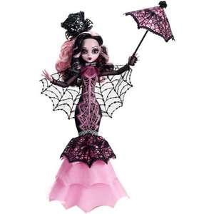 [spielemax - Online shop] - Monster High Draculaura Collector Puppe