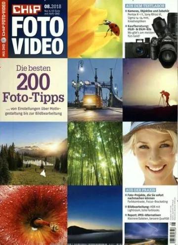 CHIP Foto Video inkl. DVD 3/6/12 Monate für 13,90 €/ 36,90 €/ 73,80 € mit 10 €/ 30 € / 50 € Amazon-Gutschein