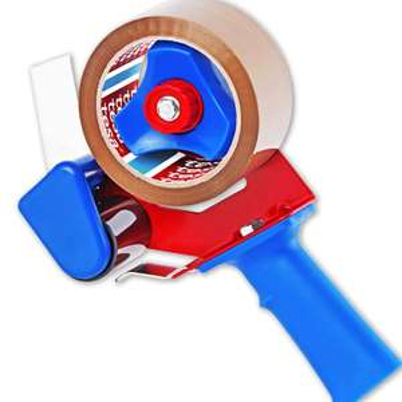 Tesa Band Abroller + 1 Rolle Tesa Packband für nur 3,99€ bei (Penny)