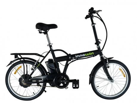 Innowin ISERAN E-Bike Klapprad/Faltrad 280,8 Wh Akku