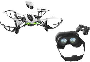Quadrocopter Parrot Mambo FPV (Set inkl. Brille & Fernbedienung)