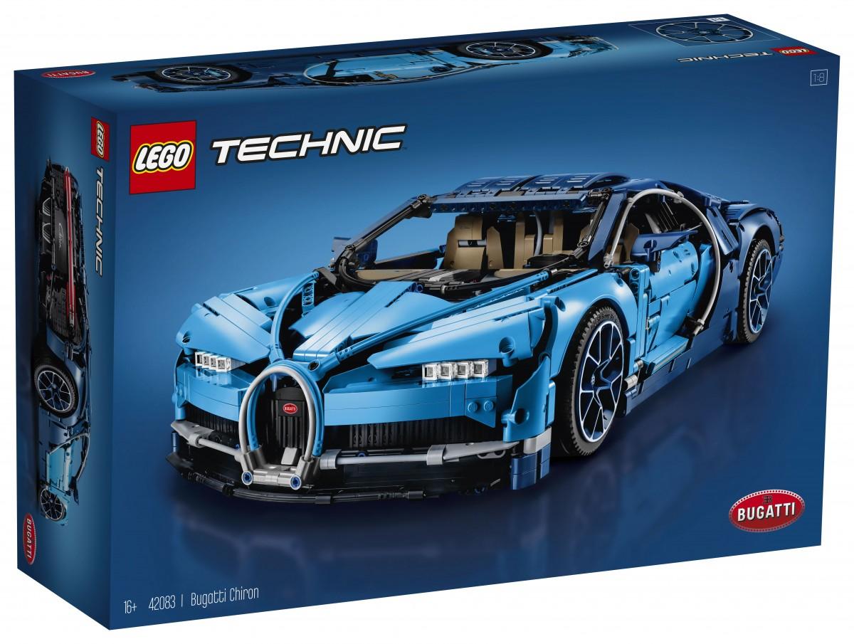 LEGO 42083 Bugatti Chiron für 279,99€