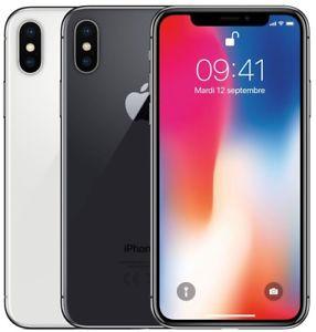 Apple iPhone X 64GB Silber/ Spacegrau NEU 859,90€ (Ausstellungsstück)