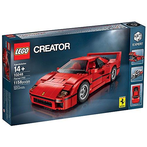 [LEGO] CREATOR 10248 - Ferrari F40