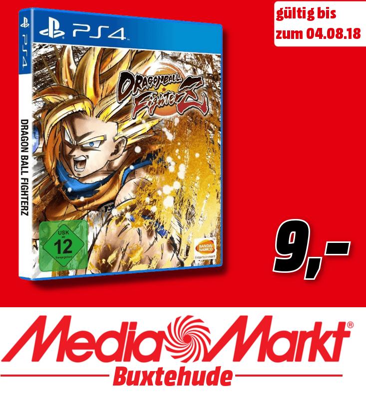 [Lokal] MediaMarkt Dragonball Fighter Z [PS4] | Buxtehude