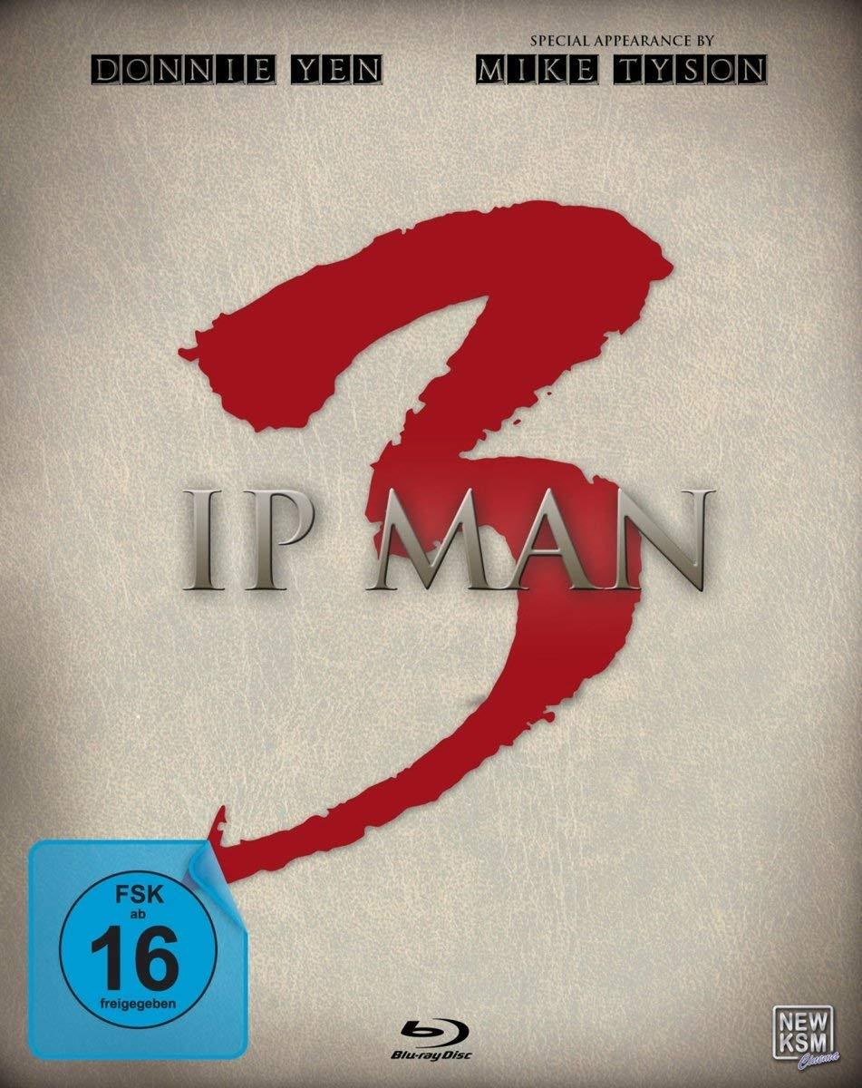 IP Man 3 Steelbook Limited Edition inkl. Booklet und 2x Postkarten (Blu-ray) für 6€ versandkostenfrei (Media Markt)