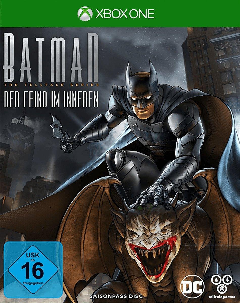 Batman: The Telltale Series - Der Feind im Inneren (Xbox One) für 15€ [Mediamarkt]