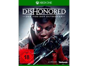 [Mediamarkt] Dishonored: Der Tod des Outsiders Xbox One für 10,-€