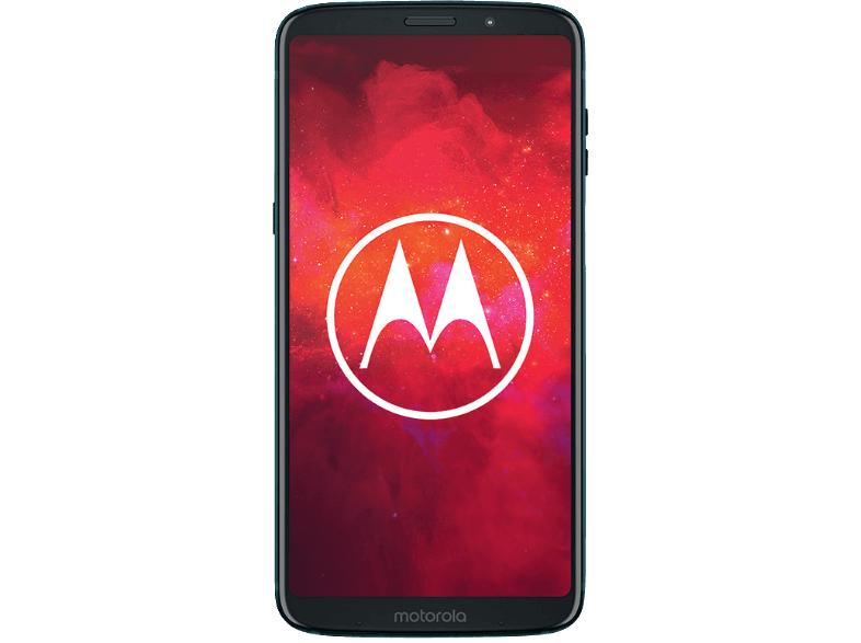 Motorola Moto Z3 Play 64 GB Deep Indigo [Mediamarkt]
