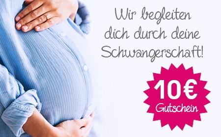 [babymarkt.de] 10€ Gutschein bei 60€ MBW Schwangerschaftsbegleiter Newsletter