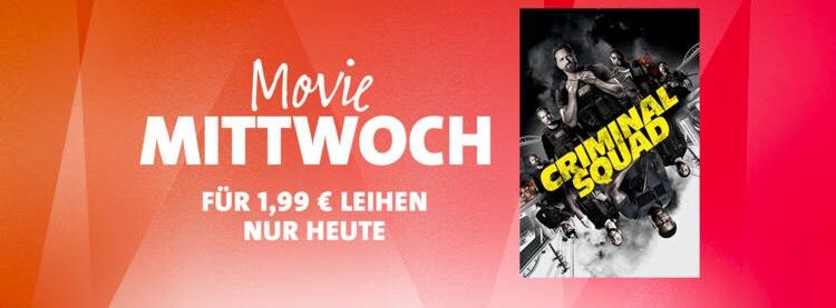 [Itunes] Movie Mittwoch für 1.99