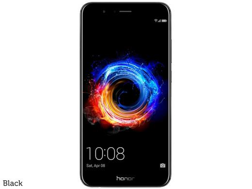 """Smartphone 5.7"""" Honor 8 Pro - WQHD IPS, Kirin 960, RAM 6 GB, ROM 64 GB, USB Typ-C, 4000 mAh, Schwarz oder Blau @ ibood.com"""