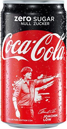 [Amazon Prime] Coca Cola Zero im Dosenkoffer 24x 250ml - 1,50/l