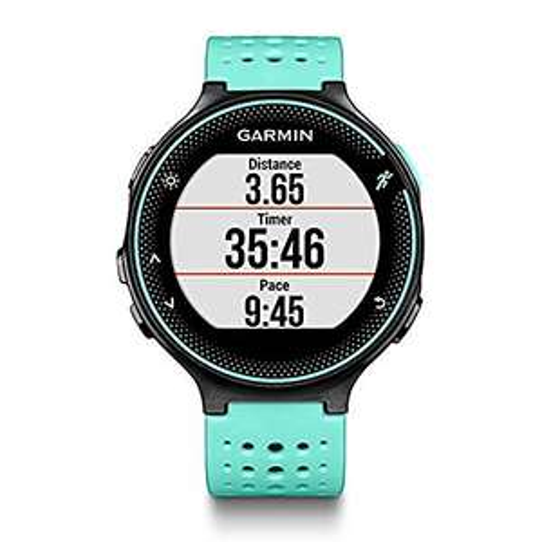 [amazon] Garmin Forerunner 235 - GPS-Smartwatch (Laufuhr, Herzfrequenzmessung am Handgelenk, Smart Notifications) in frost-blau