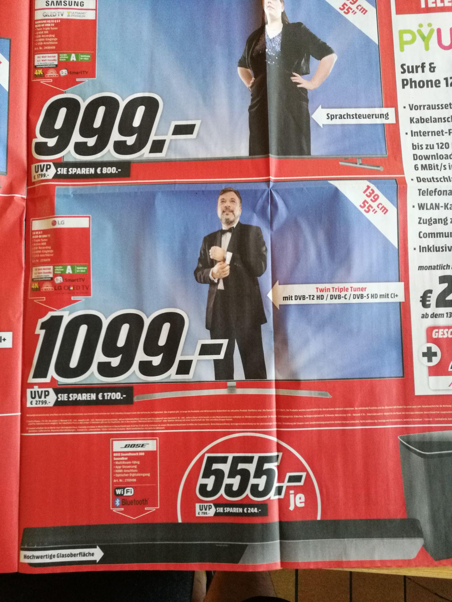 [Lokal] [Sammeldeal] LG 55 B7 OLED TV , PS4, Sony Alpha 6000 uvm München-Haidhausen