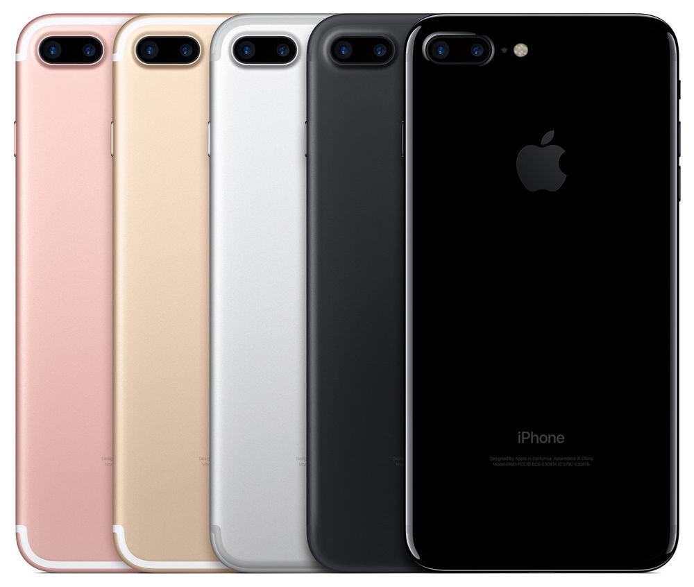 [eBay] APPLE IPHONE 7 PLUS 256GB alle Farben B-Ware