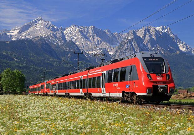 kostenlos Bahn & Dampfer fahren für Schüler mit einer Note1 auf dem Zeugnis [Bayern]