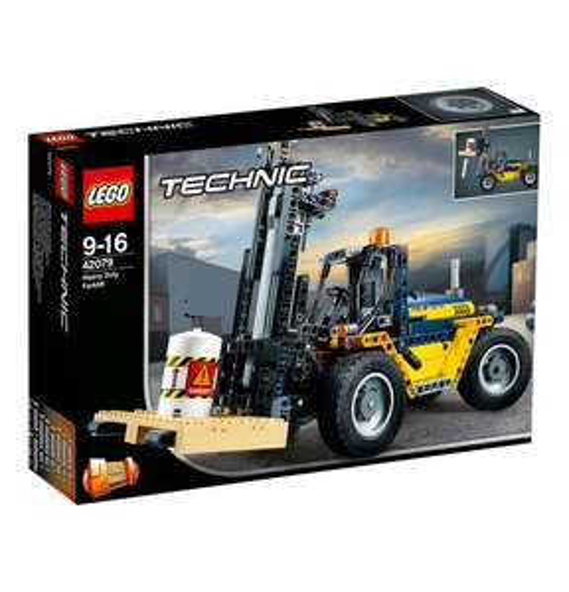 [Galeria Kaufhof] LEGO Technic Schwerlast-Gabelstapler 42079