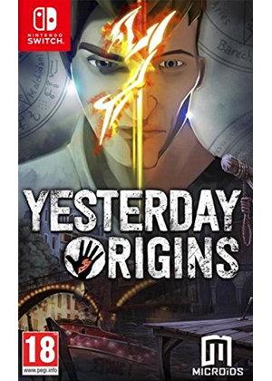 Yesterday Origins (Switch) für 21,51€ (Base.com)