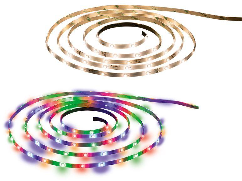 [Lidl] LIVARNO LUX LED-Band, 3m, bunt oder weiß - ab 30.07.