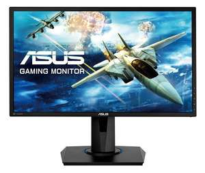 "ASUS VG245Q LED-Monitor (24"") Full HD, 1920x1080, 1ms, FreeSync, 2xHDMI, VGA, DisplayPort, Lautsprecher"