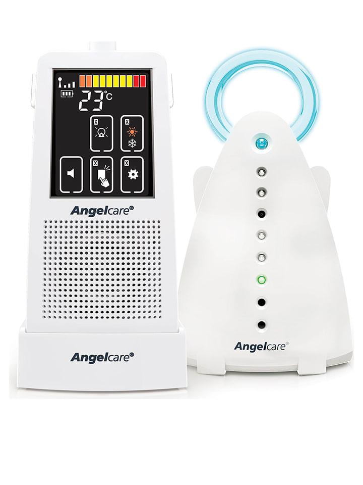 LIMANGO.DE Angelcare AC 720-D Babyphone mit Touchscreen in Weiß