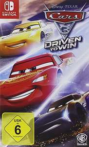 Cars 3: Driven To Win (Switch) für 22,90€ (Amazon Prime)