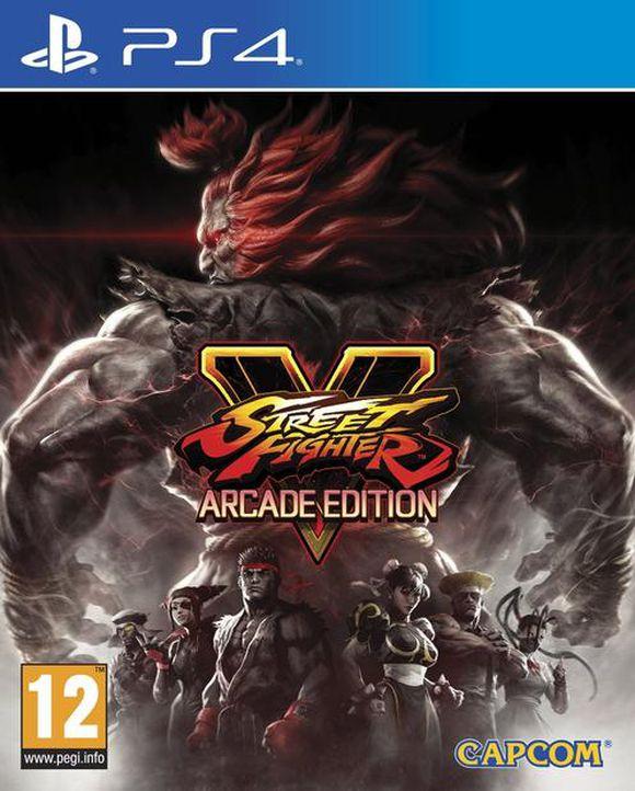 Street Fighter V: Arcade Edition (PS4) für 17,95€ (Coolshop)