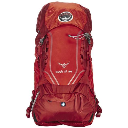 (Campz.de) Osprey Kestrel 28 Rucksack Dragon Red und weitere Osprey Rucksäcke
