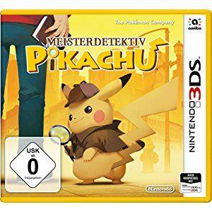 Meisterdetektiv Pikachu (3DS) (Amazon Prime) (Amazon & myToys)