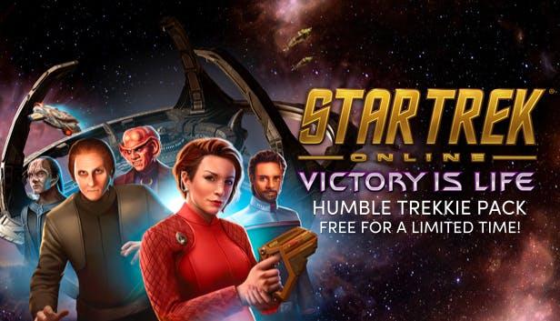 Star Trek Online - Humble Trekkie Pack kostenlos [Humble Store]