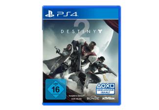 Destiny 2 - Standard Edition PS4 für 10 Euro [Media Markt] oder für 9,99 Euro [Saturn/Amazon]