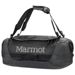 Marmot Long Hauler Duffle Bag Slate Grey/Black (50 Liter)
