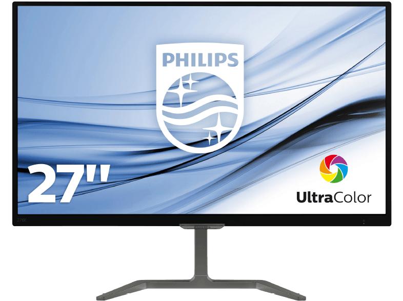 Philips 276E7QDAB 27 Zoll Full-HD LED Monitor (5 ms Reaktionszeit, 60 Hz) für 155€ [Mediamarkt]