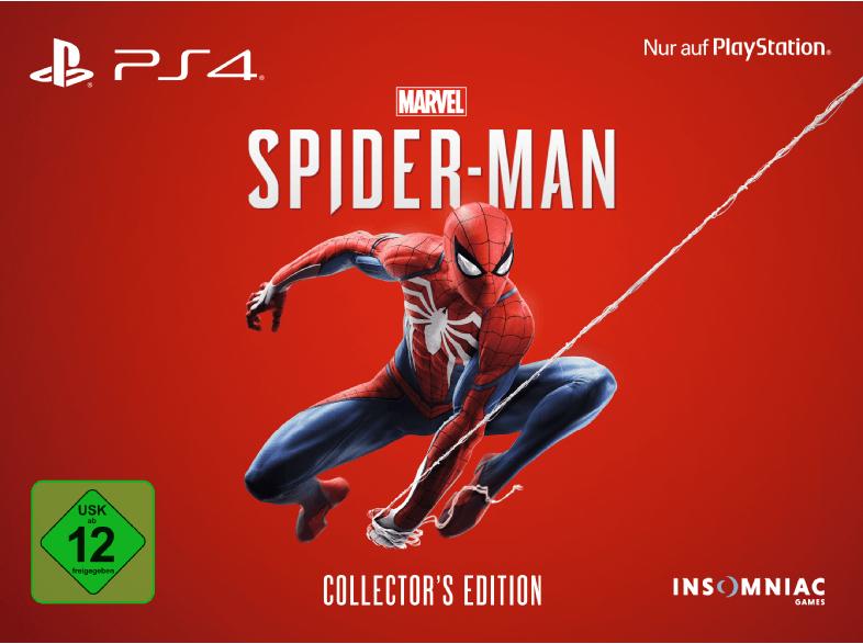 Marvels Spider-Man Collectors Edition - PlayStation 4 (MediaMarkt online)