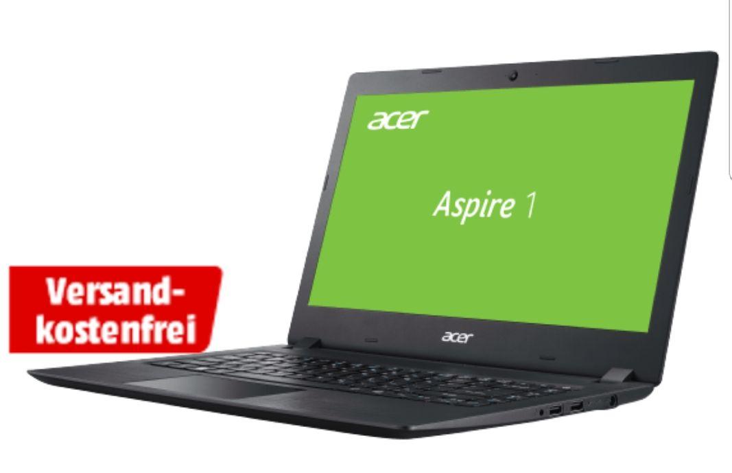 "Acer Aspire 1 (A114-31-P4J2), 14"" Zoll Full-HD, Pentium N4200, 4gb RAM, 64gb eMMC Flash, Intel HD Graphics 505, WLAN ac, Windows 10S, 1.65kg Gewicht"