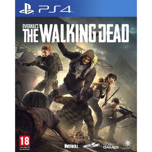OVERKILL's The Walking Dead (XBOX/PS4) Standard Version für 45,95€ & Deluxe Version für 56,95€