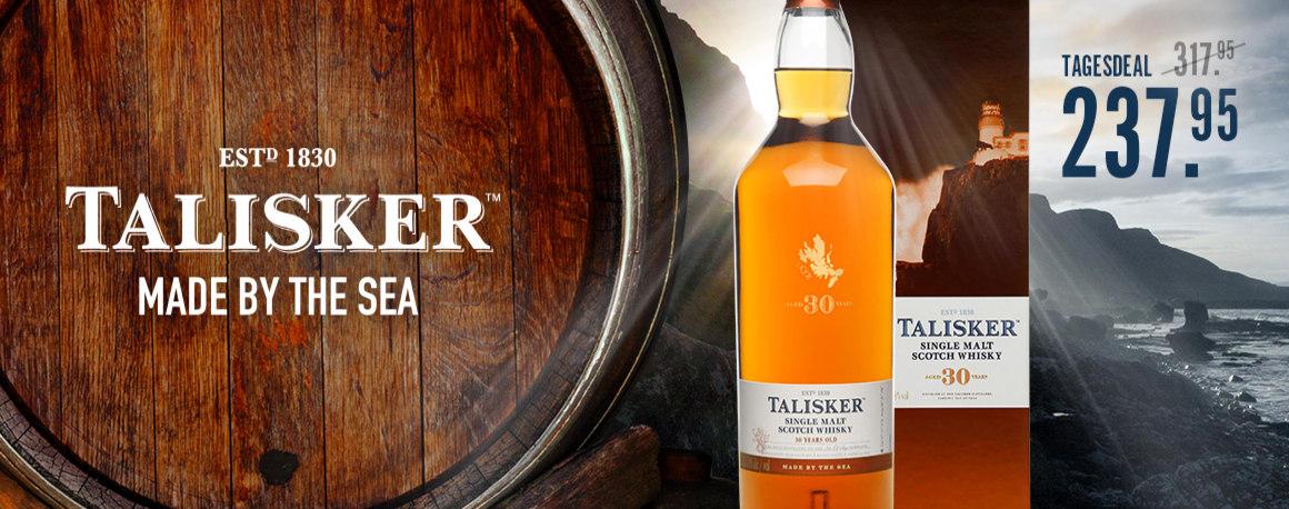 Whisky: Talisker 30 Jahre