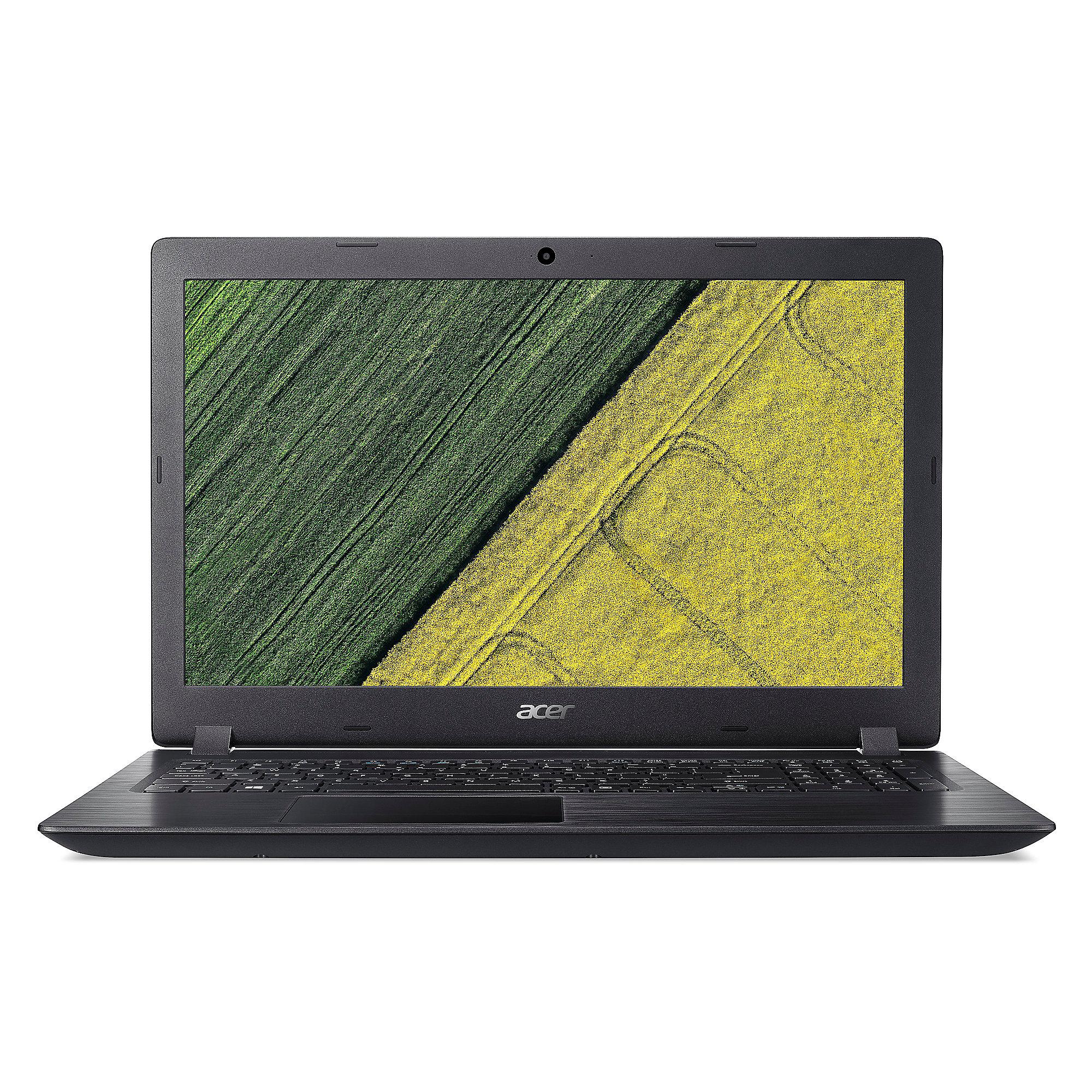 Acer Aspire 3 A315 (15,6'' FHD matt, i5-7200U, 8GB RAM, 256GB SSD) für 394,95€ [Cyberport]