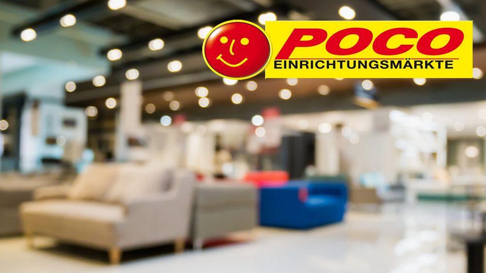 [Marktguru App] 1€ Cashback für Einkauf bei Poco (z.B. Kehrgarnitur + Topfreiniger für 0,05€)