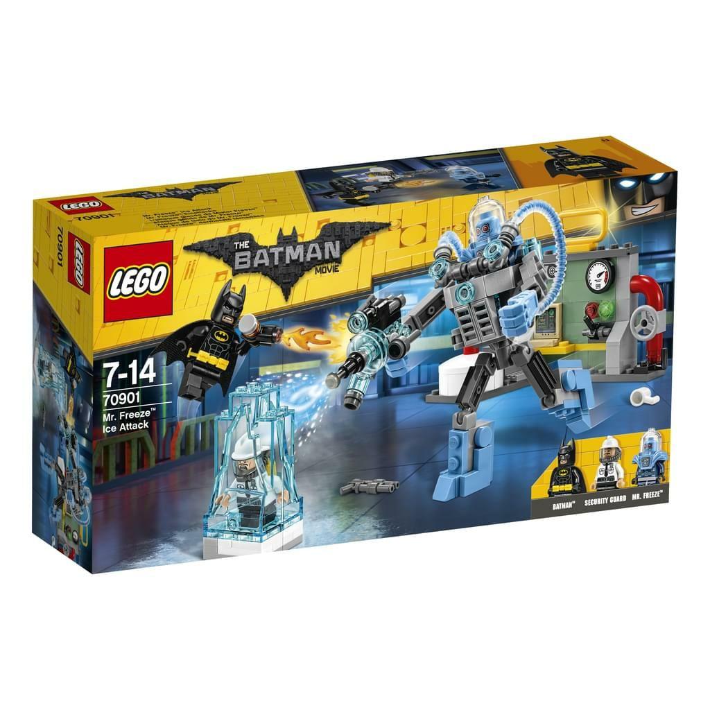 LEGO Batman - Mr. Freeze Eisattacke (Amazon Prime & Real.de)