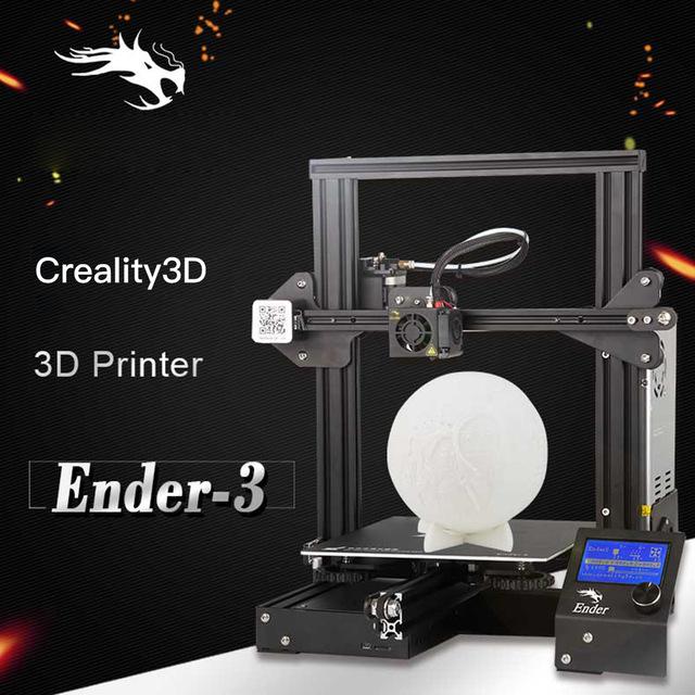 Creality Ender 3 3D Drucker für 146.15€ inkl. Versand @Aliexpress