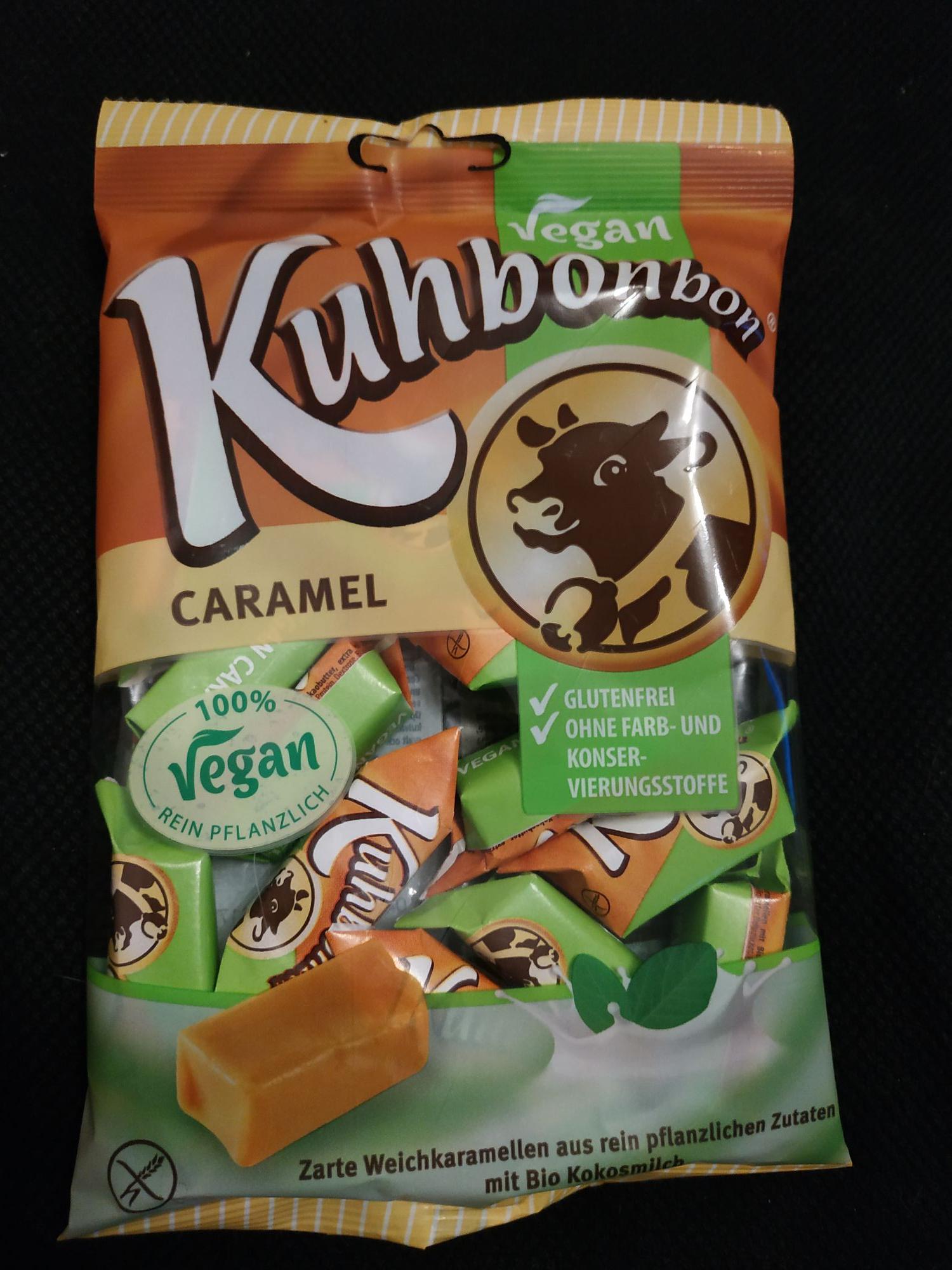 Kuhbonbon Vegan 165g Lokal Kaufland Schifferstadt