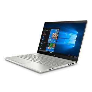 HP Pavilion 15-cs0103ng Notebook i5-8250U (4 Kerne) 256GB SSD Entspiegeltes FHD-IPS-Display Windows 10