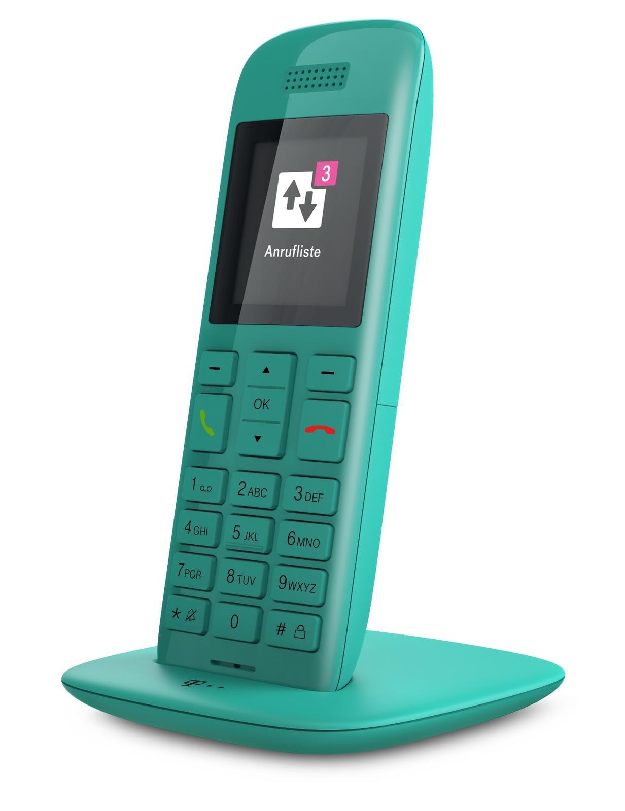 DECT-Telefon Telekom Speedphone 11 türkis