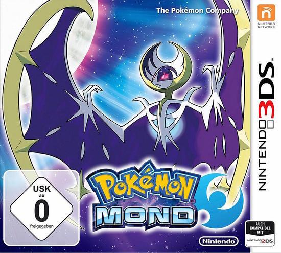 Pokemon: Mond (3DS) für 19,96€ (GameStop)