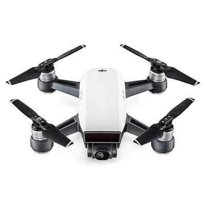 DJI Spark Mini RC Selfie Drone - WHITE BNF ( EU PLUG )