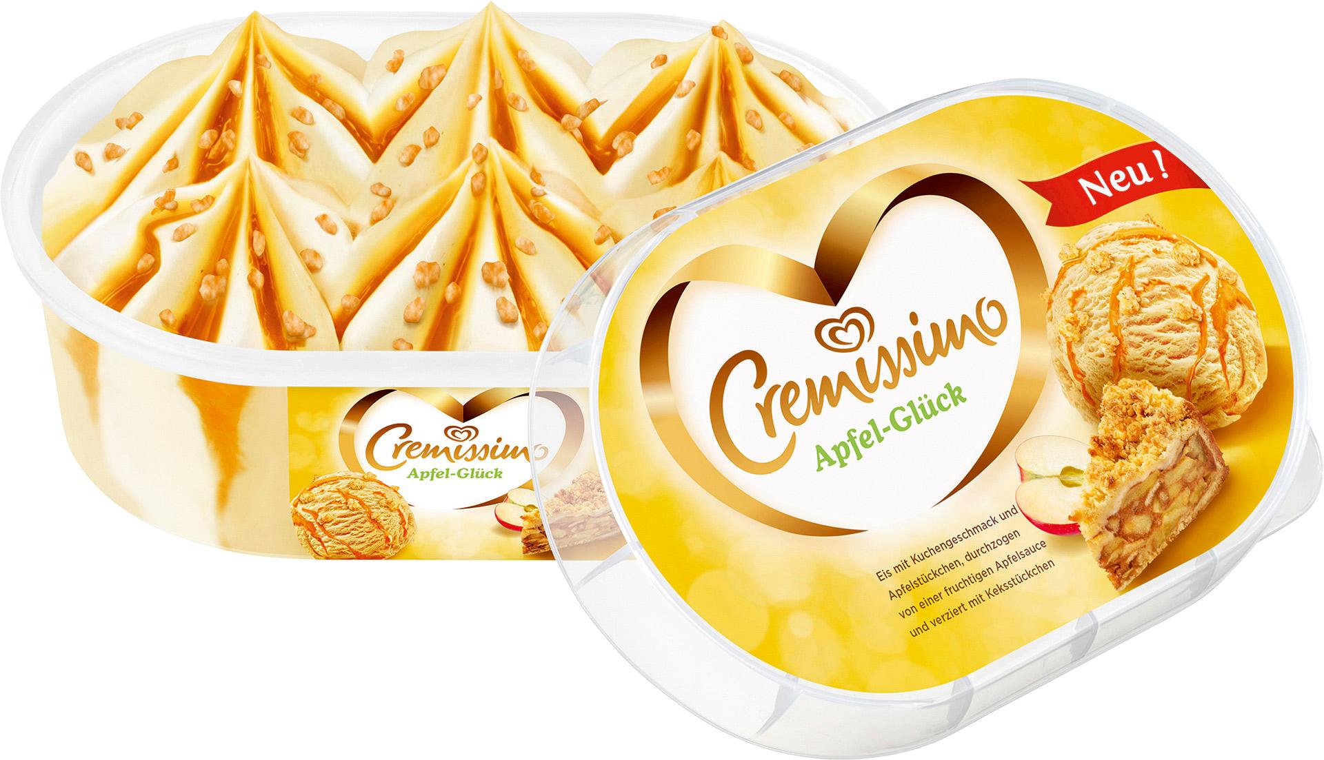(Jawoll) Cremissimo-Eis verschiedene Sorten für 1,49€