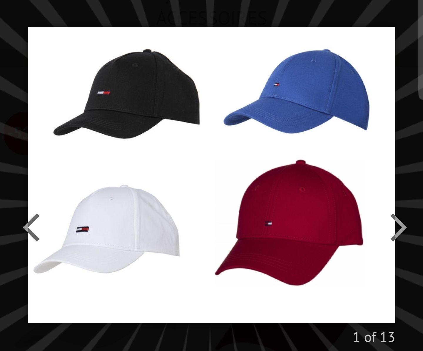 Tommy Hilfiger Cap in verschiedenen Farben!