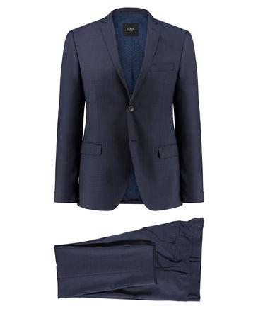 """Flash Sale bei Engelhorn mit 15% extra Rabatt auf bereits reduzierte Ware, z.B. S.Oliver Black Label Anzug """"Cosimo"""" Slim Fit für 84,91€"""